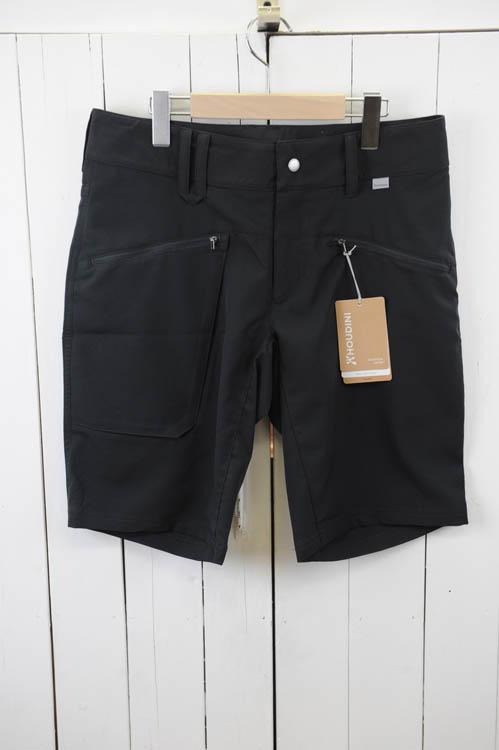 HOUDINI(フーディ二)『Mens Gravity Light Shorts』メンズ グラビティー ライト ショーツ色:(Rock black)  ※日本正規取扱店 [送料無料]