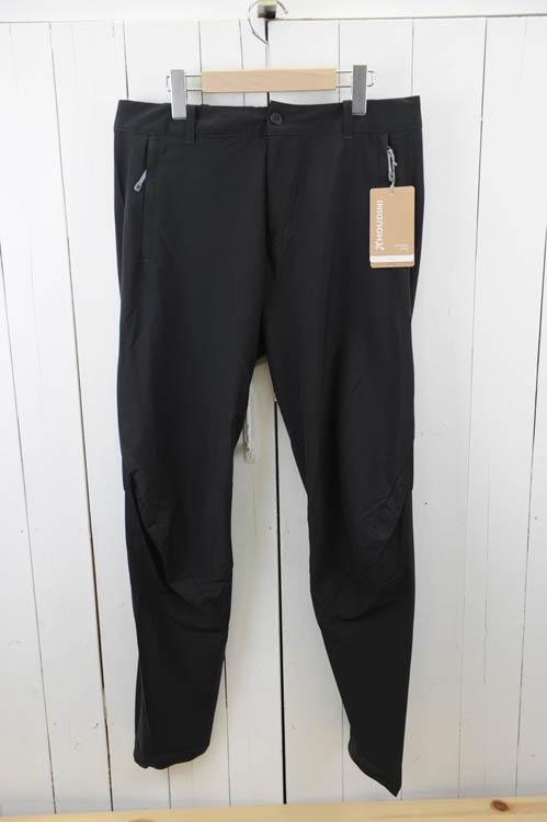 HOUDINI(フーディ二)『Mens MTM Liquid Rock Pants』メンズ エムティエム リキッド ロック パンツ  色:(Rock Black)  ※日本正規取扱店 [送料無料]
