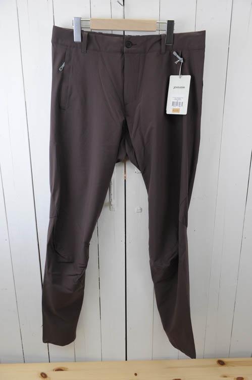 HOUDINI(フーディ二)『Mens MTM Liquid Rock Pants』メンズ エムティエム リキッド ロック パンツ  色:(Backbeat Brown)  ※日本正規取扱店 [送料無料]