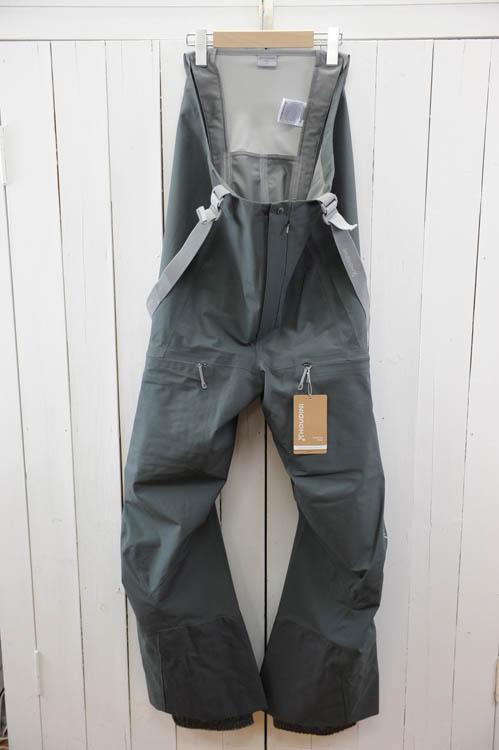 HOUDINI(フーディ二)『Mens Rollercoaster Pants』メンズ ローラーコースター パンツ  色:(deeper green)  ※日本正規取扱店 [送料無料]