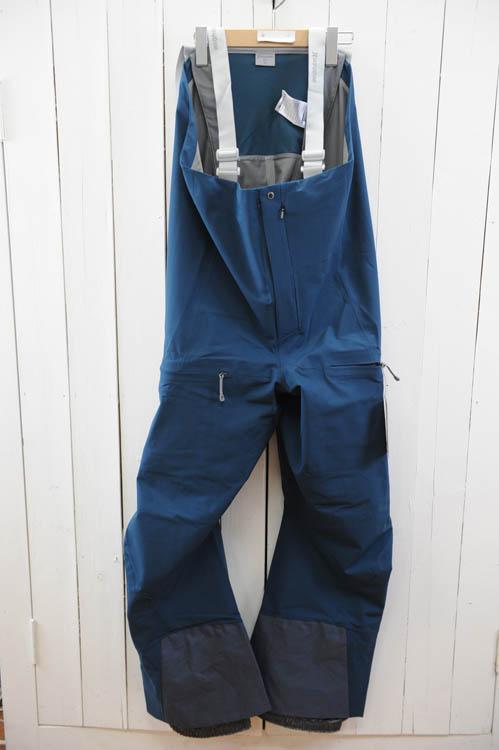 HOUDINI(フーディ二)『Mens Rollercoaster Pants』メンズ ローラーコースター パンツ  色:(Abyss green)  ※日本正規取扱店 [送料無料]