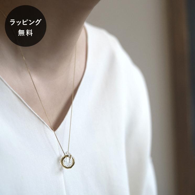 HARIO ハリオ ネックレス エターナル K10
