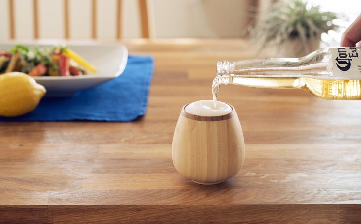 木製グラス リヴェレット ロッキングべッセル RIVERET <単品>