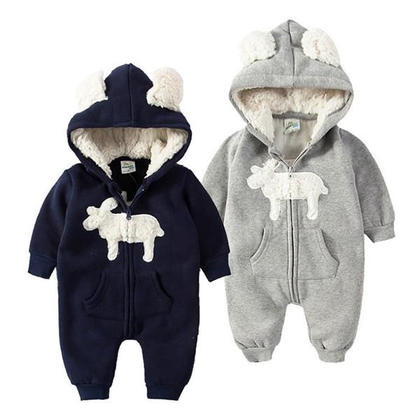 トナカイ 2020春夏新作 ベビー服 セーター 男女兼用 格安 価格でご提供いたします アウター 赤ちゃん キッズ 上質ダウン ダウンジャケット WJ.スタジオ 子供服 防寒 中綿 暖かい 女の子 男の子 カパーオール着ぐるみ