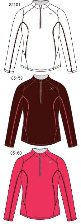 定価の67%OFF 毎日激安特売で 営業中です おしゃれに走れる 女性専用のデザイン シルエット mizuno08 ウィメンズFun 09RUNNING RunロングTシャツ