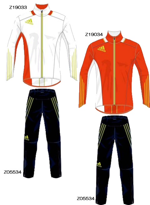 adidas2012AW adizero JP クロススーツ