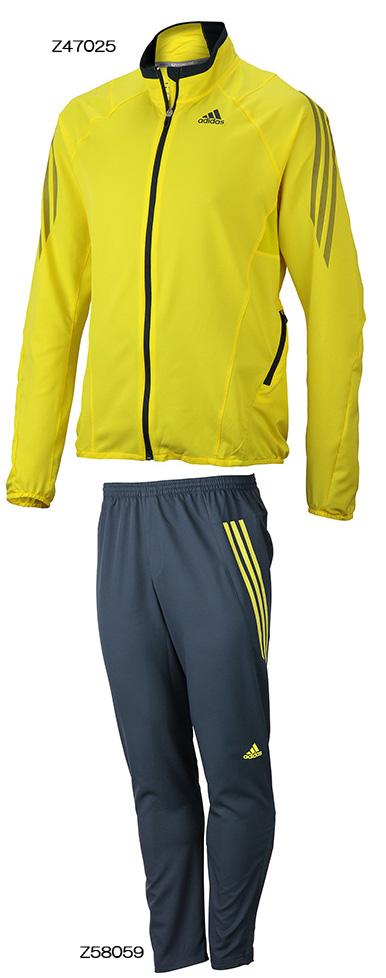 adidas2013SSadizeroトラックジャケット&パンツ