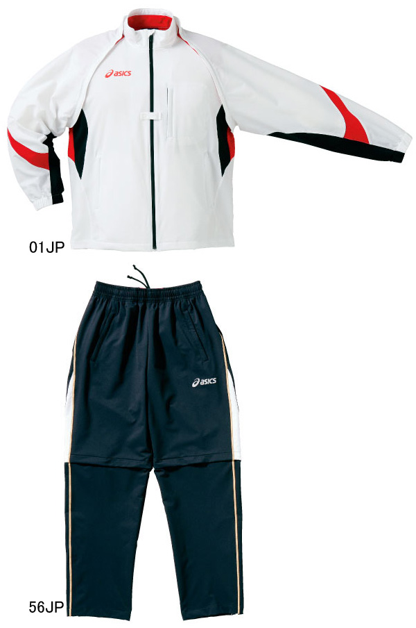 asics2010/SS限定生産クロストレーニングスーツ