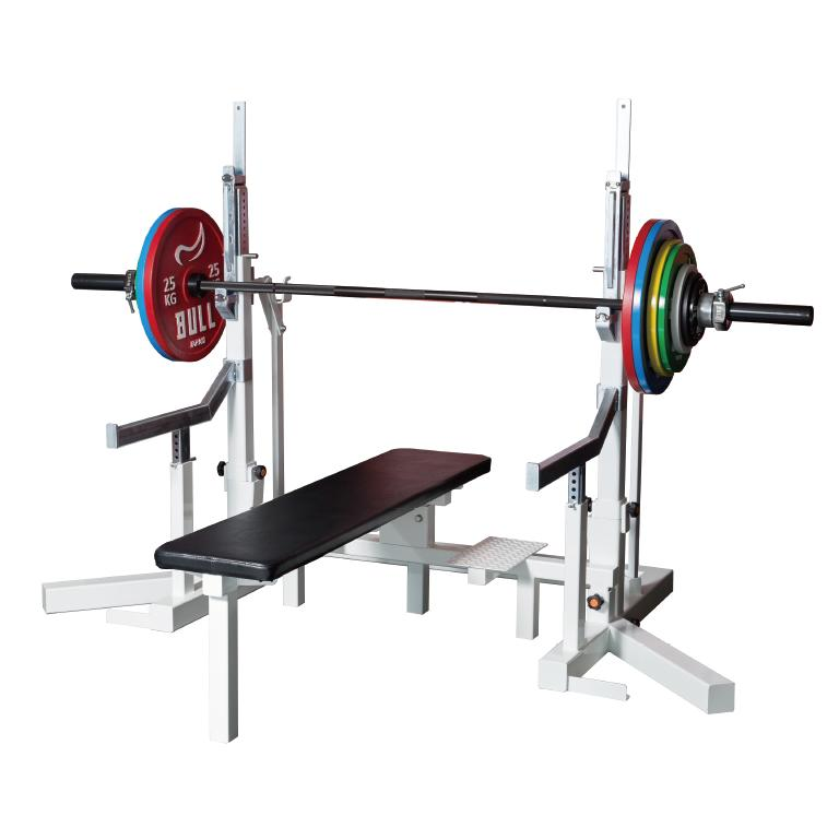BULL Bench & Squat Racks IPF公認