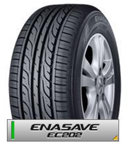【低燃費タイヤ】ダンロップ ENASAVE EC202175/80R14