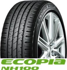 送料無料 税込み1本販売価格 安売り ブリヂストン セール価格 ECOPIA 215 NH100 55R16