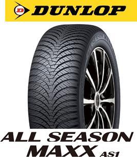 ダンロップ ALL SEASON MAXX AS1225/45R18オールシーズンタイヤ