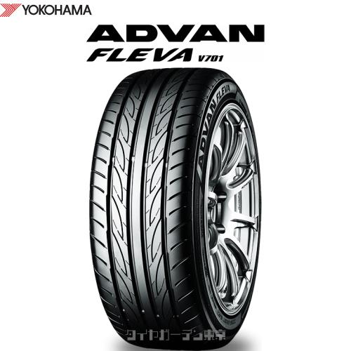 ADVAN FLEVA V701☆235/55R18 100W