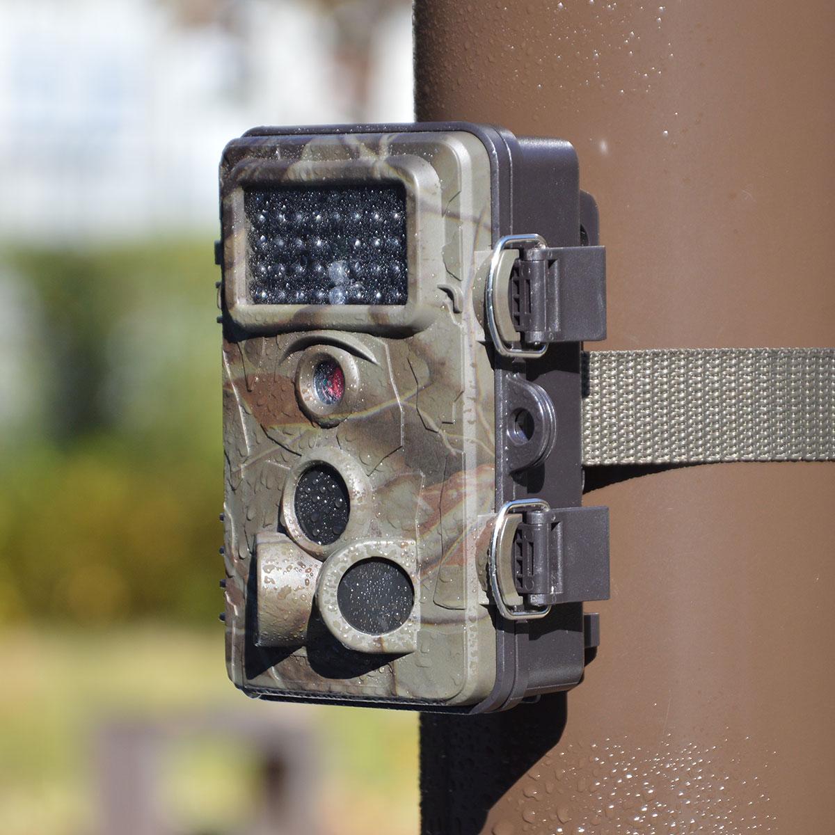 ループ録画対応!自動録画防犯カメラ RD1006AT AUTMTSEC