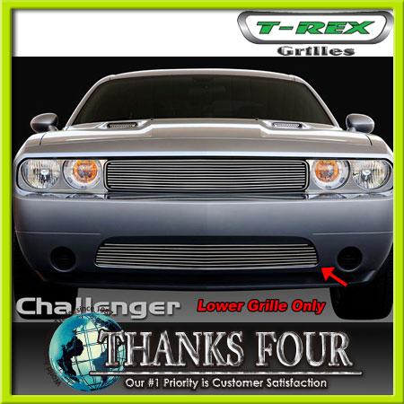 11-13y ダッジ チャレンジャー T-REX ティーレックス 本日限定 CHALLENGER ポリッシュ11-13yDODGE ついに入荷 TREX25416 社製バンパービレットグリル サンクスフォー