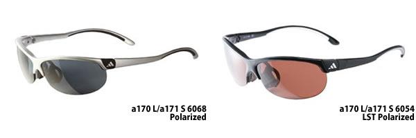 阿迪达斯 (adidas) 运动太阳镜 a170/a171 adizero
