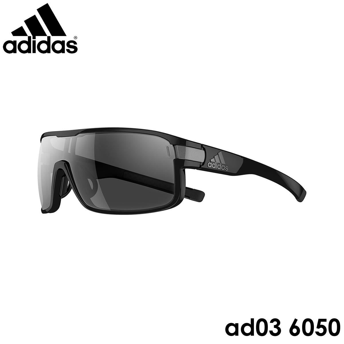 【10月30日からエントリーで全品ポイント20倍】アディダス adidas サングラスad03 6050ZONYK Lサイズ ゾニック スポーツサングラス アウトドア ポイント10倍アディダス adidas メンズ レディース