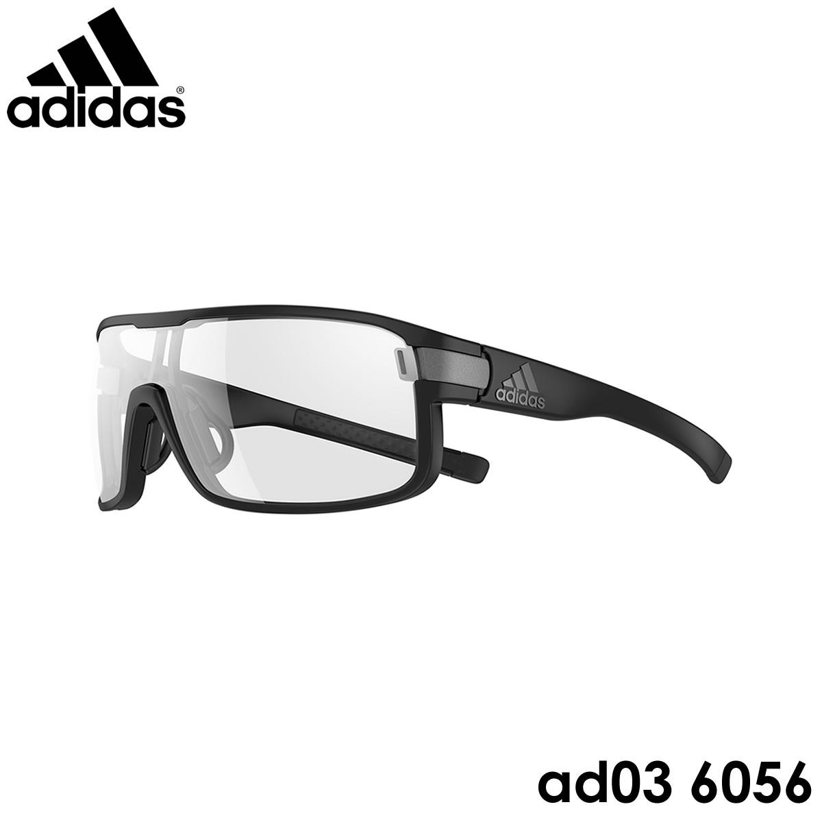 ポイント最大33倍 アディダス adidas サングラスad03 6056ZONYK Lサイズ ゾニック スポーツサングラス アウトドア VARIO 調光レンズ ポイント10倍アディダス adidas メンズ レディース