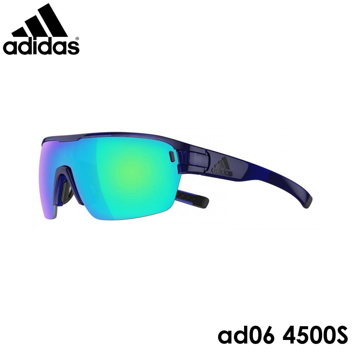 【10月30日からエントリーで全品ポイント20倍】アディダス adidas サングラスad06 4500SZONYK AERO Sサイズ ゾニックエアロ スポーツサングラス アウトドア ポイント10倍アディダス adidas メンズ レディース