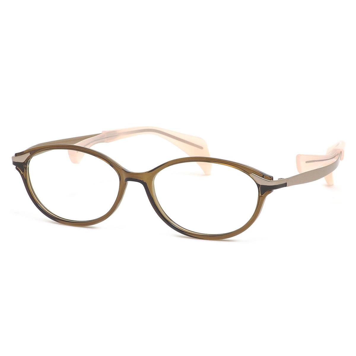 ほぼ全品ポイント15倍~最大34倍! チョコシー Choco See メガネFG24506 OL 52サイズ鼻に跡がつかないメガネ ちょこシー ちょこしー チョコシー 鼻パッドなし βチタン ベータチタン シャルマン CHARMANTチョコシーChocoSee メンズ レディース