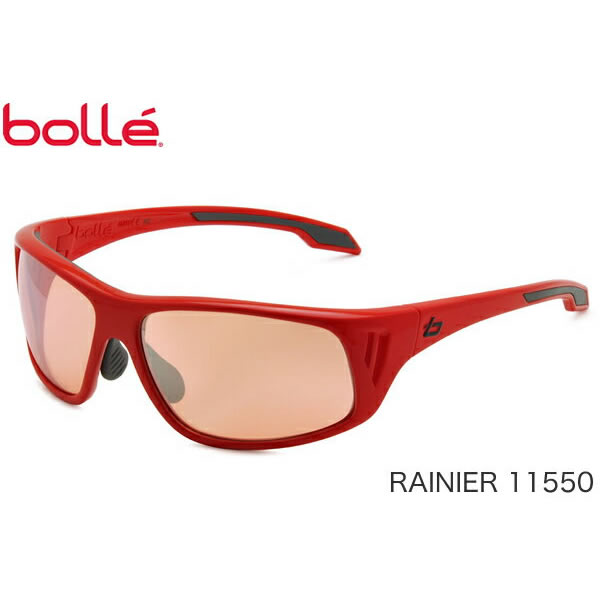 【10月30日からエントリーで全品ポイント20倍】ボレー(Bolle)サングラス RAINIER 11550 bolleサングラス