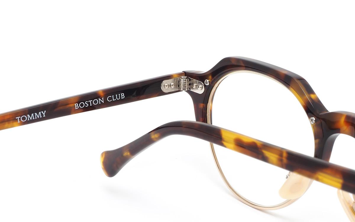 (BOSTON CLUB)眼镜没镜片的眼镜安排TOMMY 02 47尺寸波士顿日本制造吹头发的联合BOSTONCLUB人分歧D