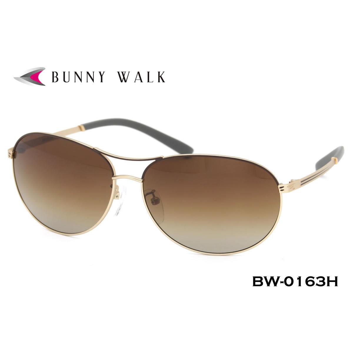 BUNNY WALK バニーウォーク 偏光サングラス BW-0163H 63サイズ 釣りで人気のZEALの姉妹ブランド「バニーウォーク」 アウトドア 登山 キャンプ レディース メンズ