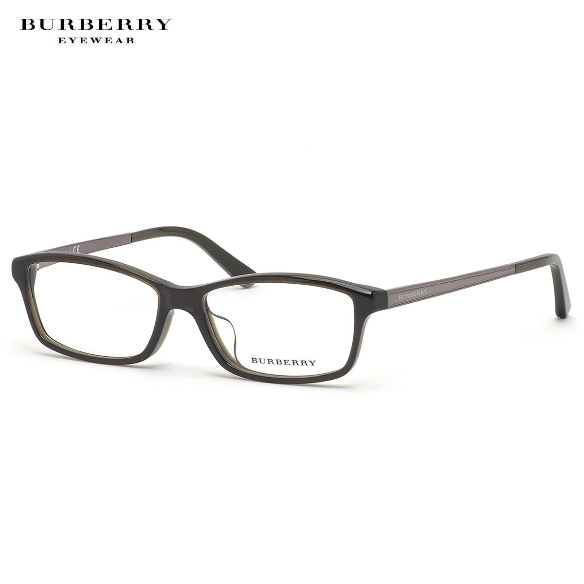 バーバリー BURBERRY メガネ BE2217D 3010 55サイズ アジアンフィット アジアフィット シンプル スマート バーバリー BURBERRY メンズ レディース
