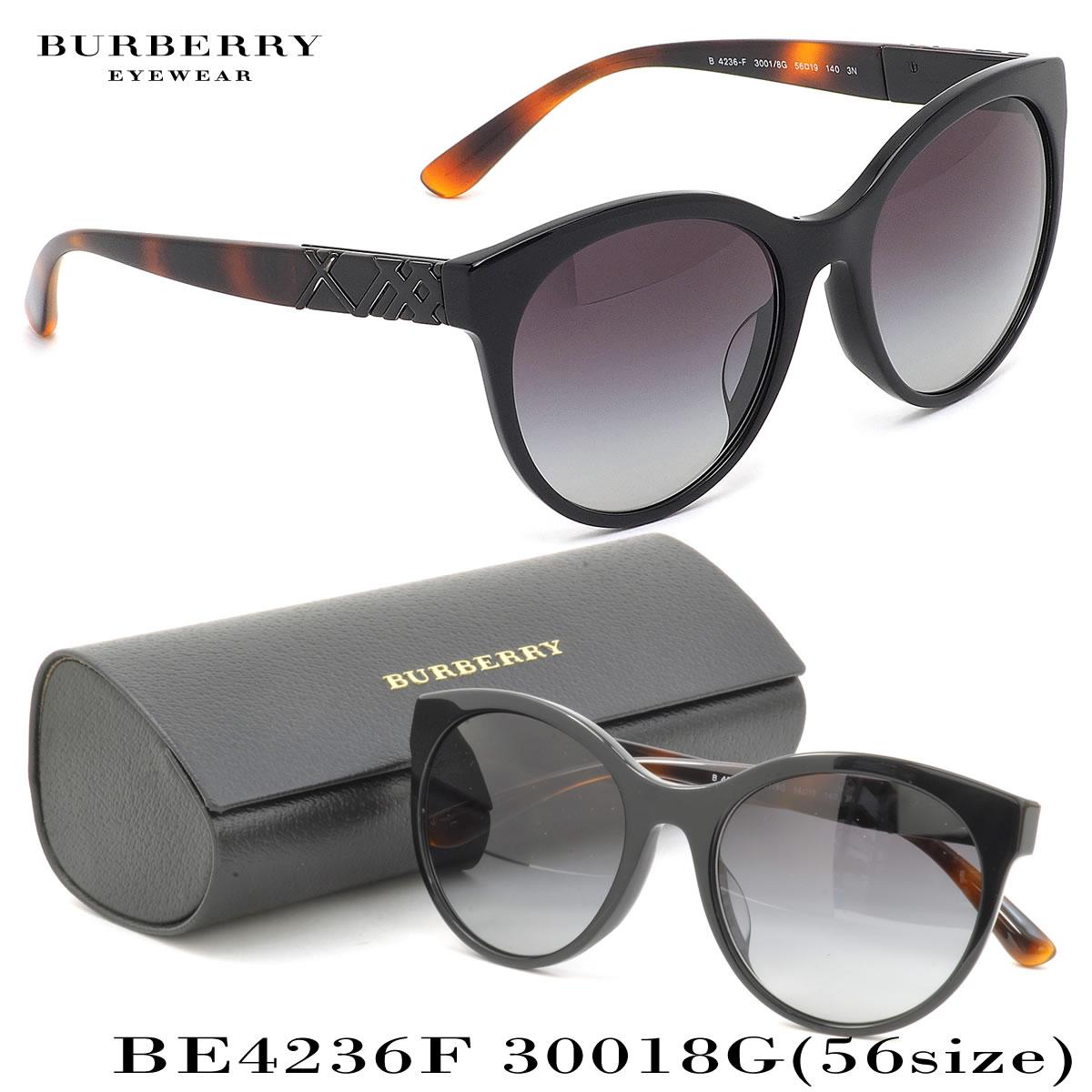 バーバリー BURBERRY サングラス BE4236F 30018G 56サイズ ラウンド ボストン アジアンフィット バーバリー BURBERRY メンズ レディース BURBERRY メンズ レディース