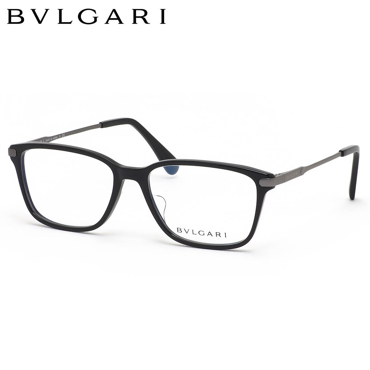 ほぼ全品ポイント15倍~最大34倍+2倍! 【ブルガリ】 (BVLGARI) メガネBV3030D 501 55サイズBVLGARI スクエア メンズ レディースBVLGARI メンズ レディース