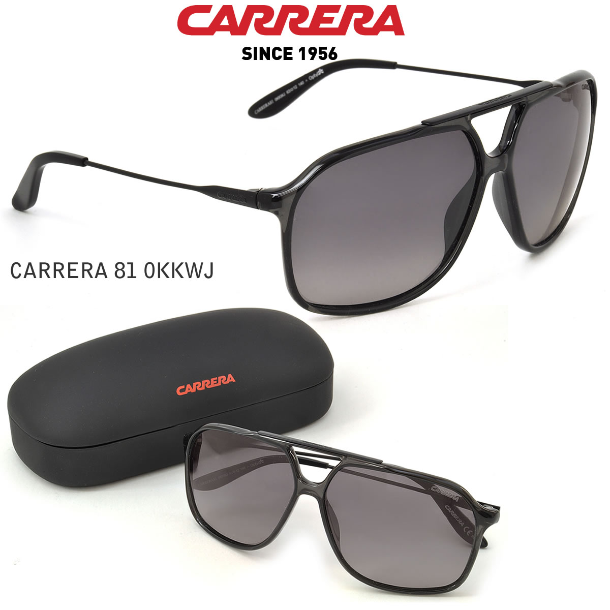 CARRERA 81 0KKWJ偏光型号