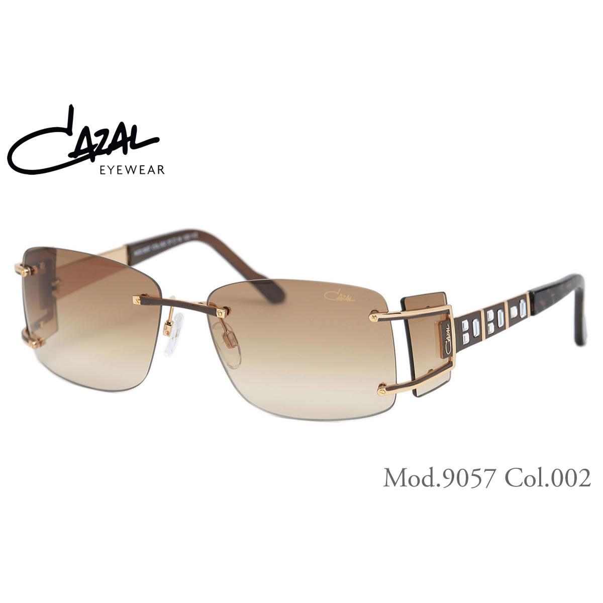 CAZAL カザール サングラス 9057 002 57サイズ CAZAL メンズ レディース