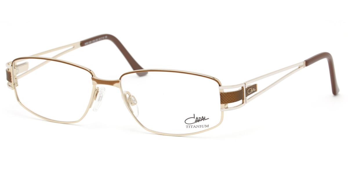 102 时间有限 ! 点达 35 倍 ! 达 10/6 (星期四) 1:59 (卡萨尔) 眼镜框架 1091年 002 53 大小正方形钛卡萨尔 CAZAL 女士