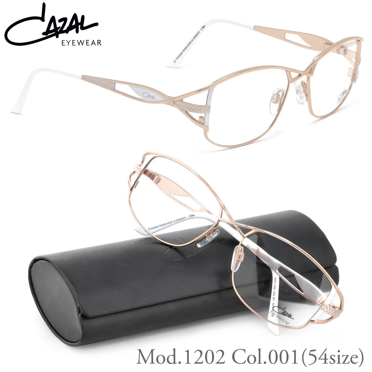 02e7a3a2b81 1202-CAZAL eyeglasses 001 54 size spring hinge spring Ding-square celebrity  CAZAL ITA eyeglass lens free men women