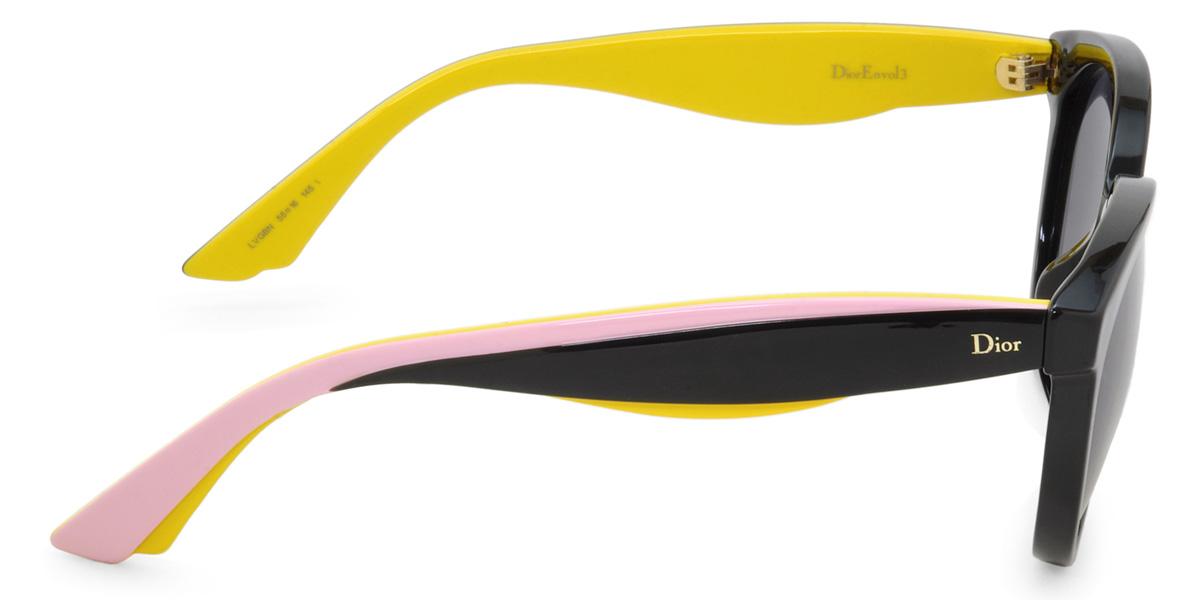 d71c639212b82 ... (Dior) sunglasses DIOR ENVOL 3 LVGBN 55 サイズバタフライオンボルディオール Dior Lady s  ...