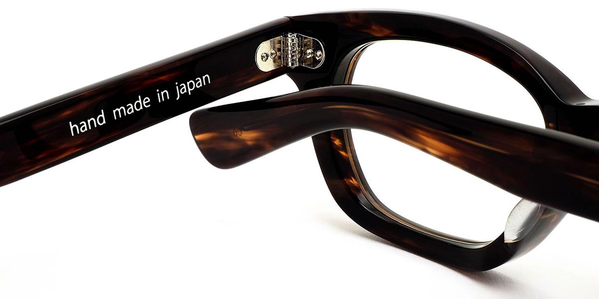 エフェクター EFFECTOR メガネ 伊達メガネセット HOOK CO 48サイズ HOOK フック ウェリントン 日本製 UVカット仕様 伊達メガネレンズ付 エフェクター EFFECTOR メンズ レディースtQdhsr