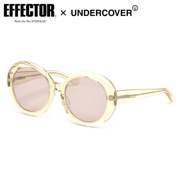 エフェクター EFFECTOR サングラス UNDERCOVER 19SS KI 56サイズ メンズ レディース