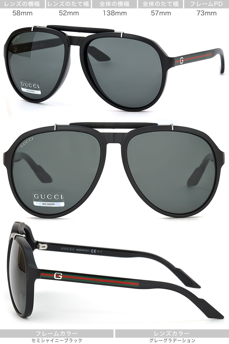 GUCCI GG1029S KHXP9 58尺寸