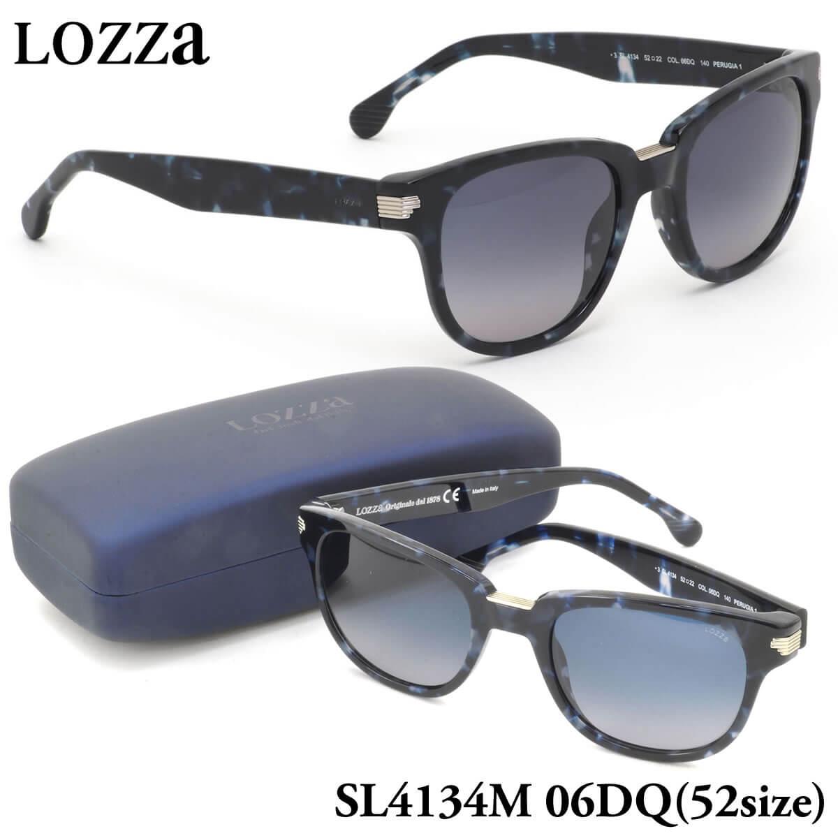 【10月30日からエントリーで全品ポイント20倍】【ロッツァ】 (LOZZA) サングラスSL4134M 06DQ 52サイズPERUGIA 1 LOZZA メンズ レディース