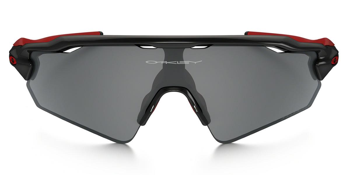 86f0ca9112 ... get oakley sunglasses oo9275 06 radar ev path polarized asia fit  polished black black iridium polarized