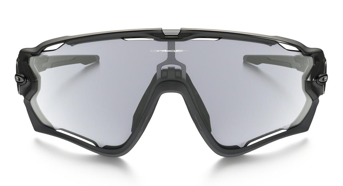 bc41d34b8b0 (Oakley) sunglasses OO9290-14 JAWBREAKER PHOTOCHROMIC Polished Black Clear  Black Iridium Photochromic Activated joubraker joubraker dimmer photochromic  ...