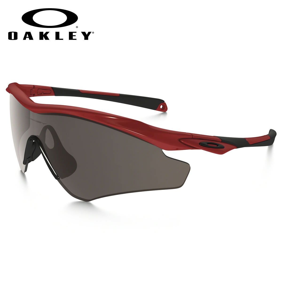 【10月30日からエントリーで全品ポイント20倍】オークリー サングラス M2フレーム XL OAKLEY OO9345-02 M2 FRAME XL ASIA FIT Redline / Warm Gray オークレー アジアンフィット メンズ レディース
