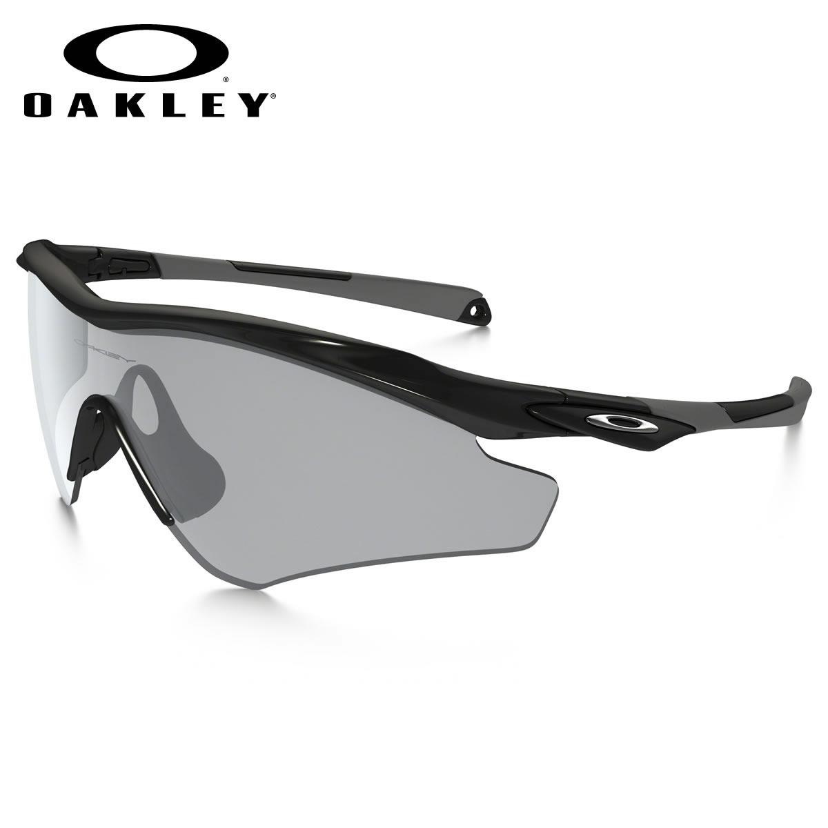 【10月30日からエントリーで全品ポイント20倍】オークリー サングラス M2フレーム XL OAKLEY OO9345-05 M2 FRAME XL ASIA FIT Polished Black / Slate Iridium オークレー アジアンフィット ミラー メンズ レディース