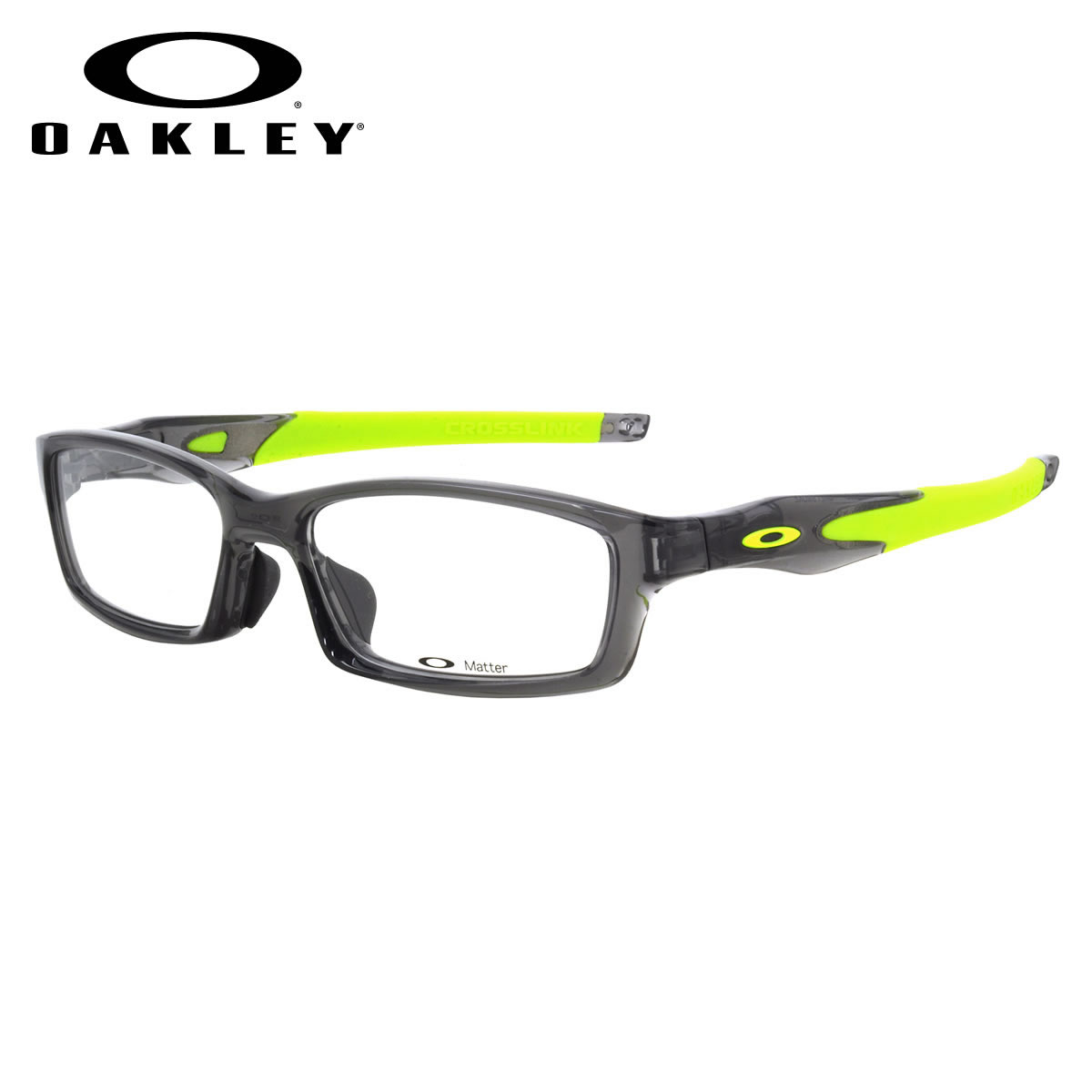 676b5b78a035 ... shopping oakley glasses ox8029 0256 crosslink asia fit grey smoke  retina burn cross linked asian fit