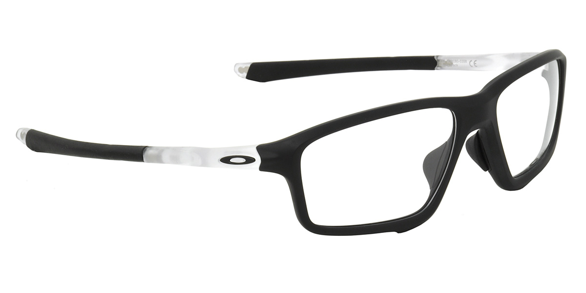 Occhiali da Vista Oakley OX8080 CROSSLINK ZERO Asian Fit 808003 4JikXN