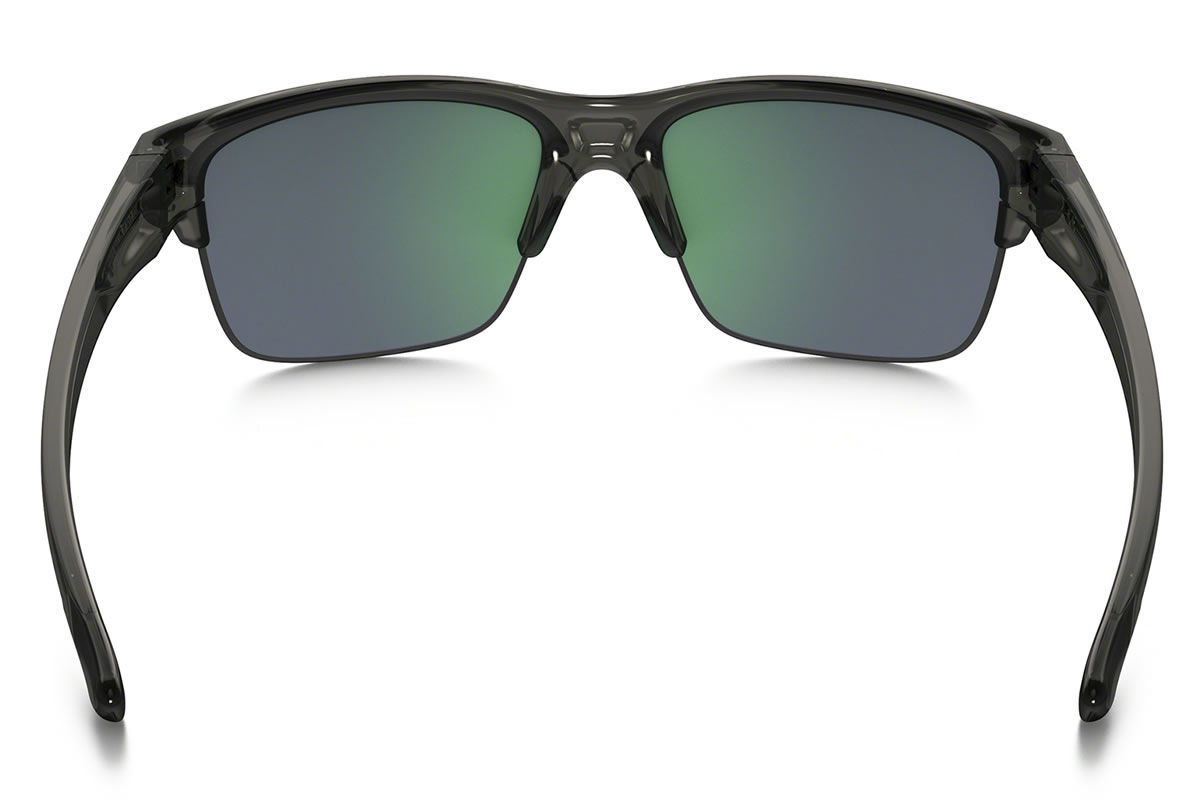 b092a59cb9 Up to 10 6 (Thursday) 1 59 (OAKLEY) Asian fit OAKLEY men s women s  sunglasses OO9317-02 THINLINK ASIA FIT Gray Smoke Jade Iridium OO9317-02