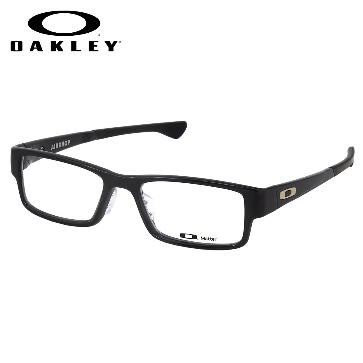 Oakley sunglasses asian fit - Oakley Glasses Ox8065 0155 Airdrop Asia Fit Black Ink Red Asian Fit Square Oakley