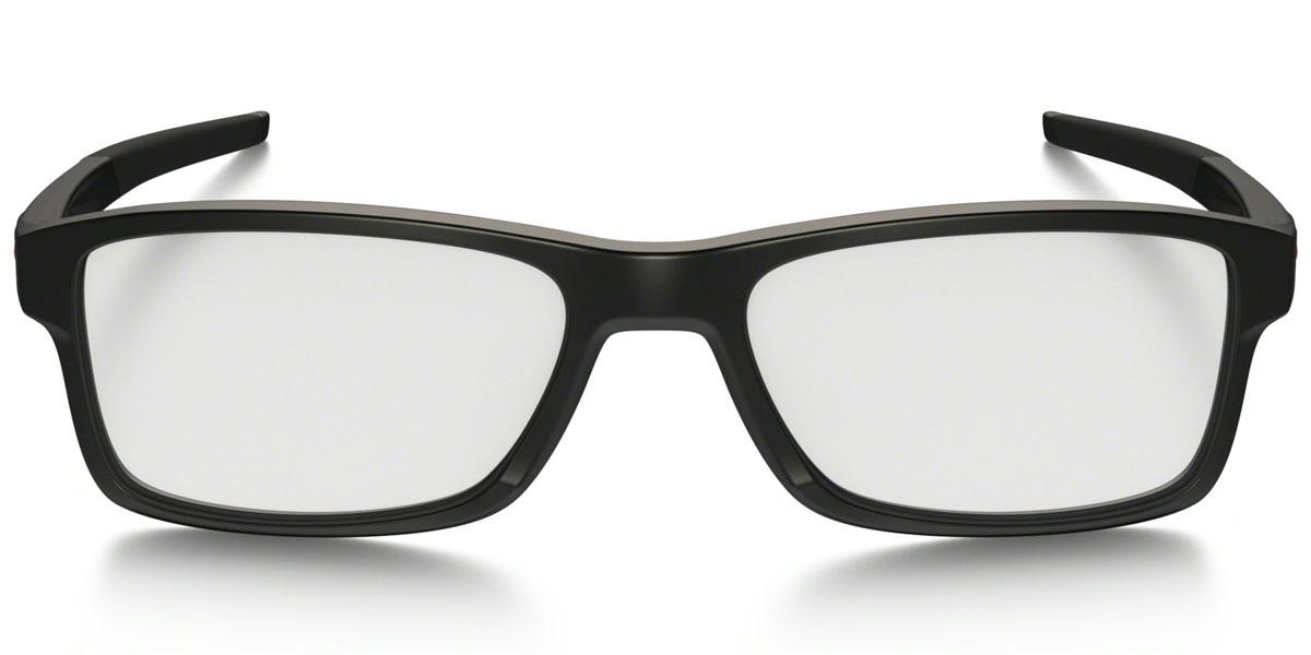 -奥克利眼镜 OX8089-0152年倒角 MNP 缎黑红色倒角体育广场奥克利 ITA 镜片镜头免费男人女人