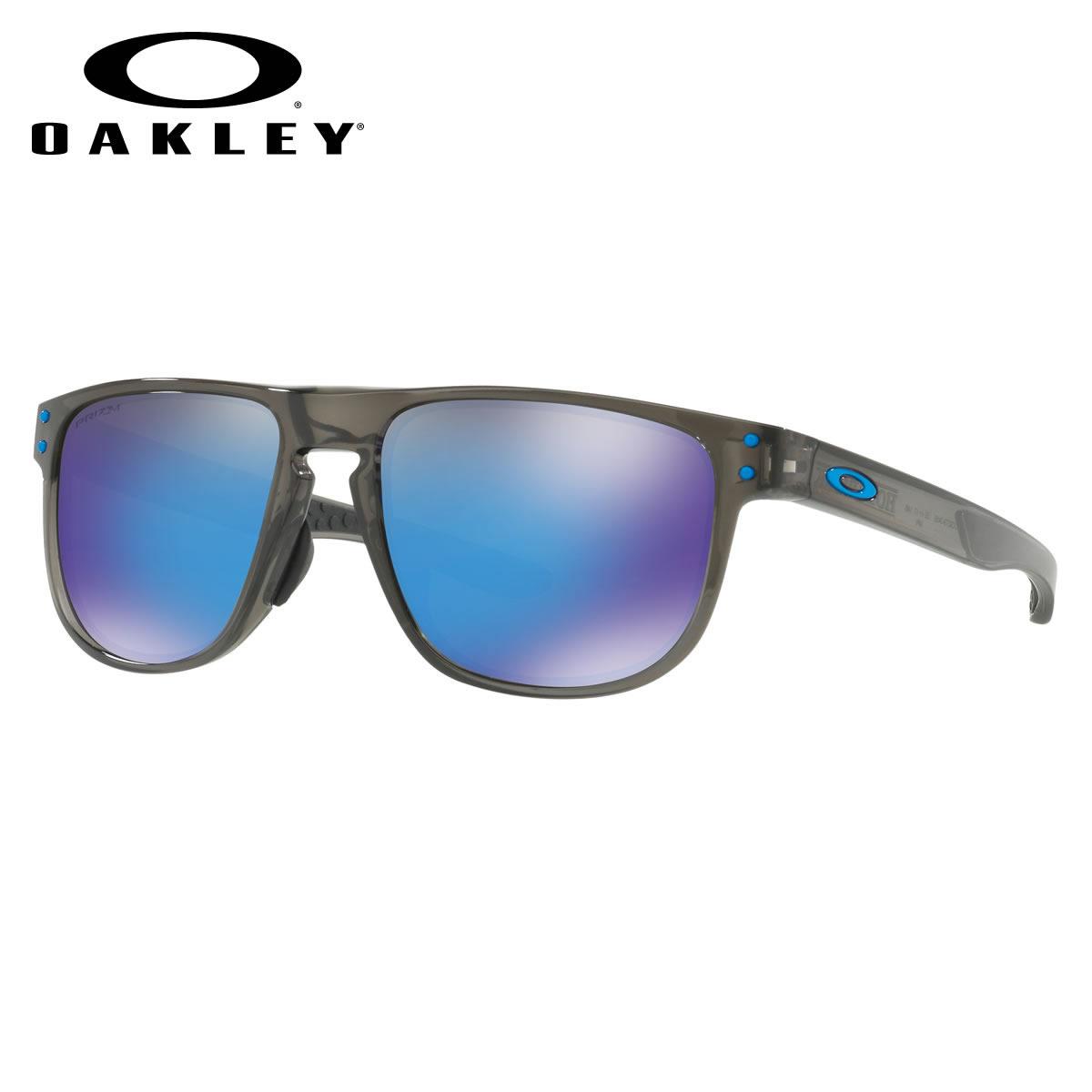 オークリー OAKLEY サングラス OO9379-04 HOLBROOK R ホルブルック アール Gray Smoke / Prizm Sapphire アジアフィット Asia Fit アジアンフィット オークリー OAKLEY メンズ レディース