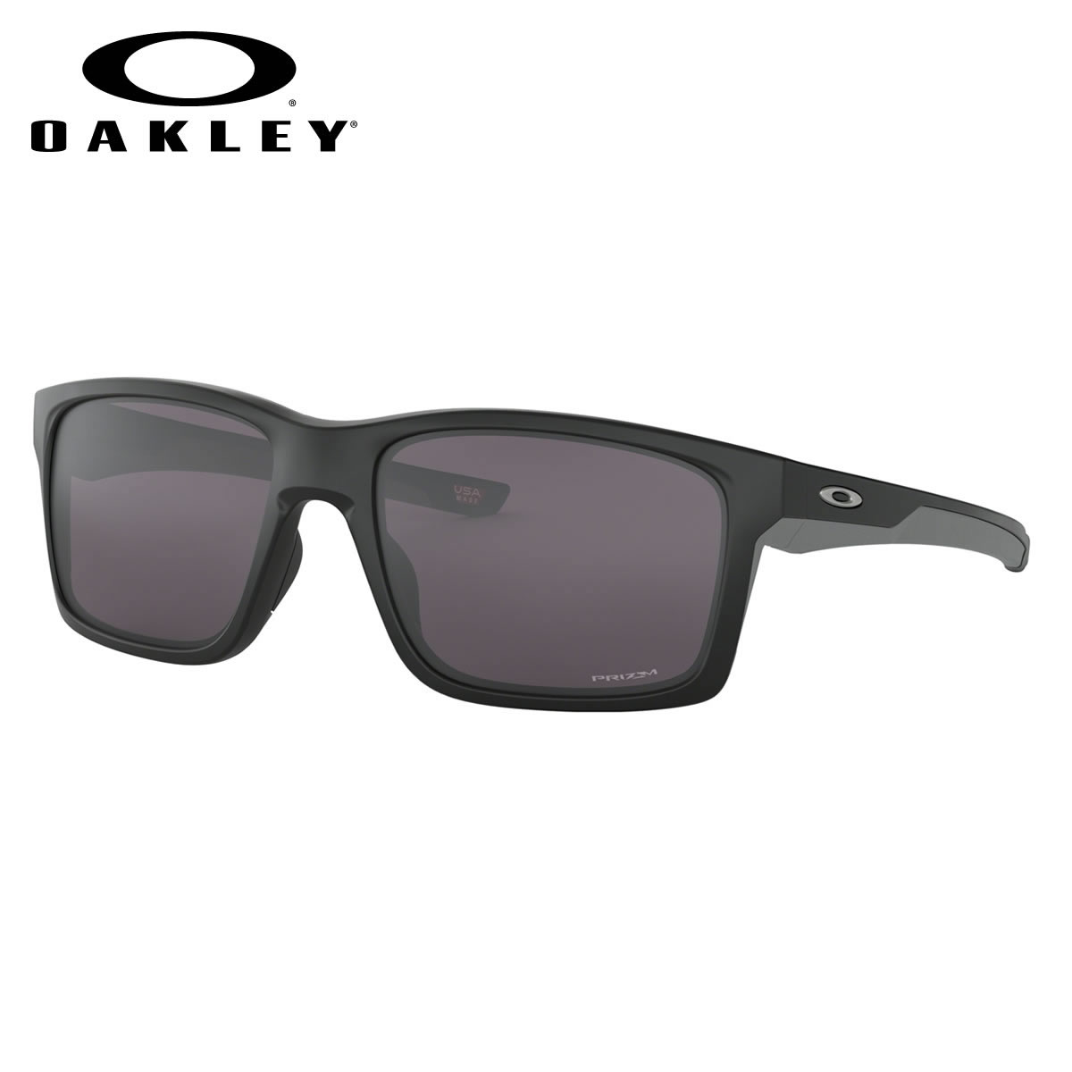 オークリー OAKLEY サングラス OO9264-41-61 MAINLINK XL メインリンクXL Matte Black / Prizm Grey オークレー かっこいい メンズ レディース